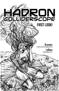 Hadron Colliderscope sampler cover